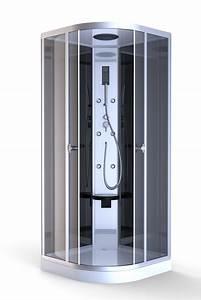 Cabine De Douche Hydromassante : cabine douche sans silicone ~ Dailycaller-alerts.com Idées de Décoration