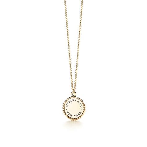 Tiffany And Co Rose Gold Necklace  Jewelry Ideas