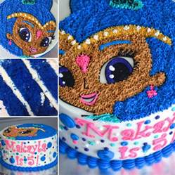 Cake Shimmer and Shine