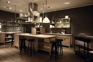 Cuisine Style Industriel Vintage : inspiration cuisine industrielle ~ Teatrodelosmanantiales.com Idées de Décoration