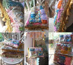 boho cushions on pinterest amy butler cushions and poufs