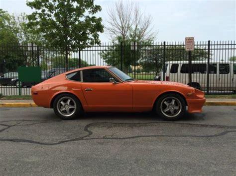 Buy Used 1973 Datsun 240z Rebult V8 In Chicago, Illinois