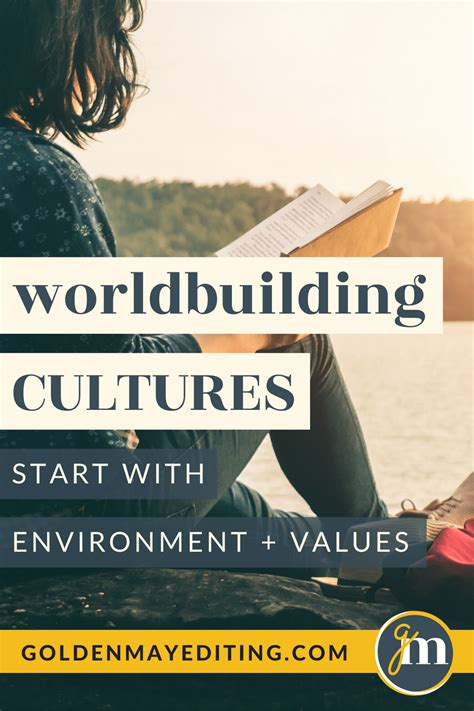 Worldbuilding Cultures | Golden May Editing in 2020 ...