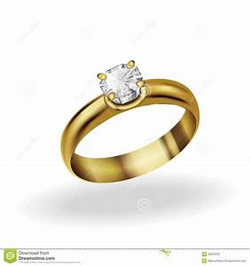 Gold Ring Royalty Free Stock Photography - Image: 33319767