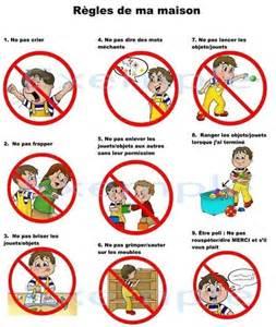 Règles De Vie Maternelle by Les Regles De Vie Chez Nounou