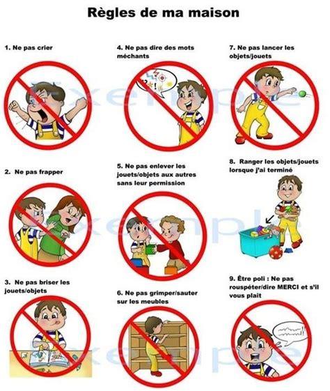 exemple chambre ado les regles de vie chez nounou