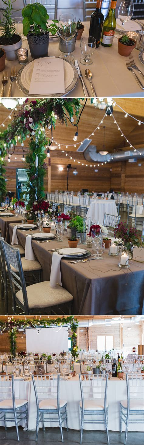 Organic Edmonton Wedding  Special Event Rentals Blog