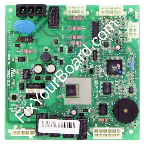 Whirlpool Kitchenaid Refrigerator Circuit Board