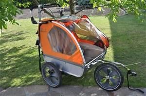 Thule Fahrradanhänger Für 2 Kinder : gebrauchter anh nger kinderanh nger jogger dreirad f r ~ Kayakingforconservation.com Haus und Dekorationen