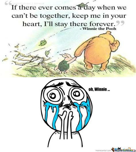 Winnie The Pooh Meme - just winnie the pooh q q by ibr25 meme center