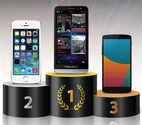 which phone has the best digit magazine names blackberry 10 the world s best