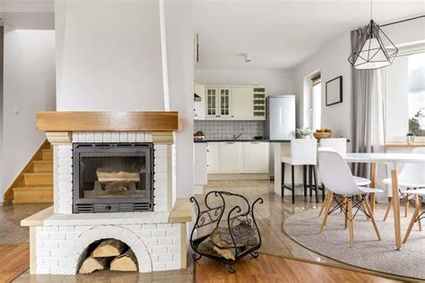 kitchens  fireplaces