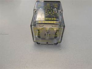 Square D 8501kp12 2pdt 24 Volt Ice Cube Relay