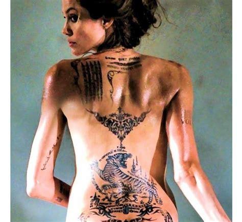 top   angelina jolie  tattoo ideas  pinterest