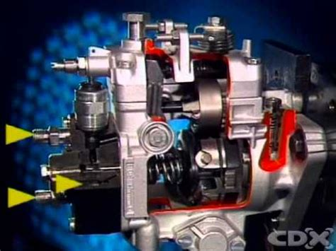 bosch distributer pump   vw idi diesels youtube