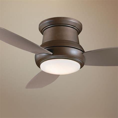 minka concept ii hugger ceiling 44 quot minka concept ii bronze hugger style ceiling fan