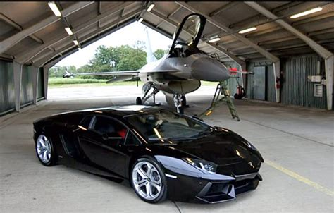 Bugatti Vs Fighter Jet