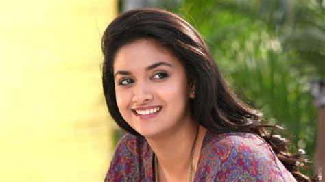 actress keerthi suresh wallpapers keerthi suresh cute face pictures http www