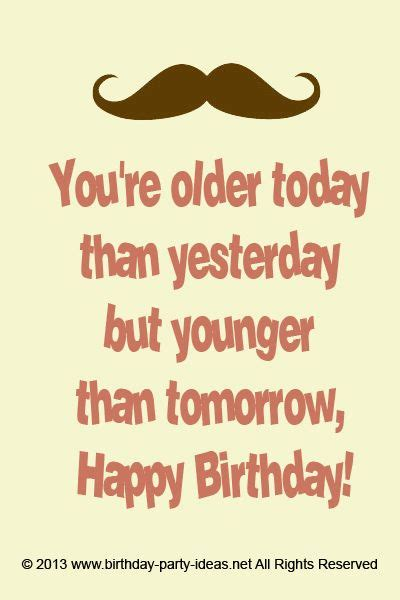 Happy Birthday Cute Sayings Quotes