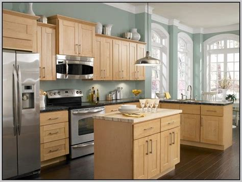kitchen paint colors with honey maple cabinets kitchen kitchen wall colors kitchen