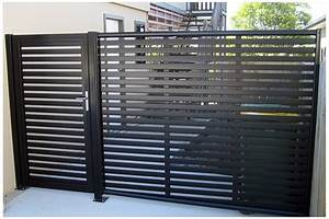 Clik'n'Fit fencing, gates and screens by Superior Screens