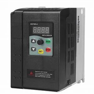 2 2kw 220v 9 5a 1hp To 3 Phase Variable Frequency Inverter