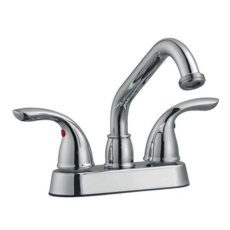 utility tub faucets design house ashland 2 handle laundry faucet in polished