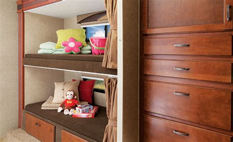 Class C Motorhome With Bunk Beds by Redhawk Class C Motorhome Jayco Inc