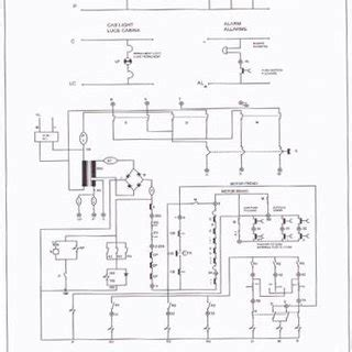 control system  experimental model  electric