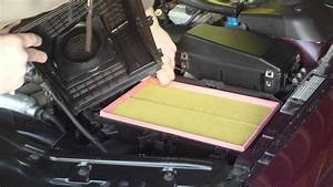 1999 Volvo S80 T6 Engine Air Filter Replacement