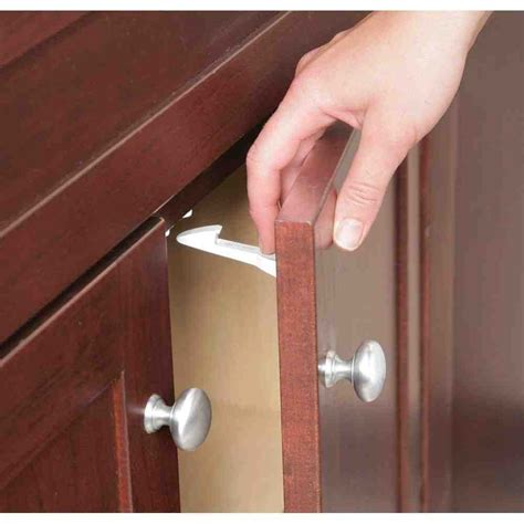 Baby Proofing Cupboards by Best Cabinet Locks For Baby Proofing Cabinet Locks