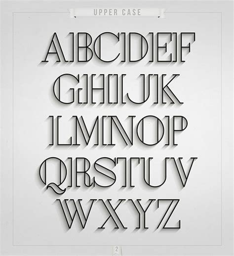 10 modern free fonts for your 2015 design projects