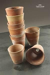 Assortment, Of, Vintage, Terracotta, Plant, Pots