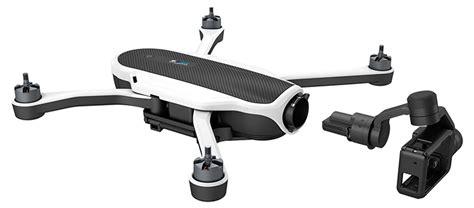 gopro releases  hero  impressive karma drone