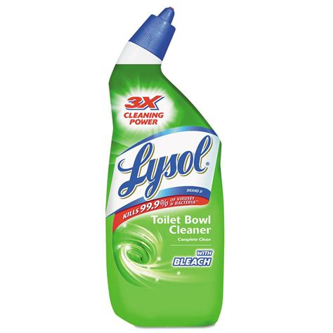 lysol 174 toilet bowl cleaner with