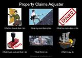 Private Claims Adjuster Images