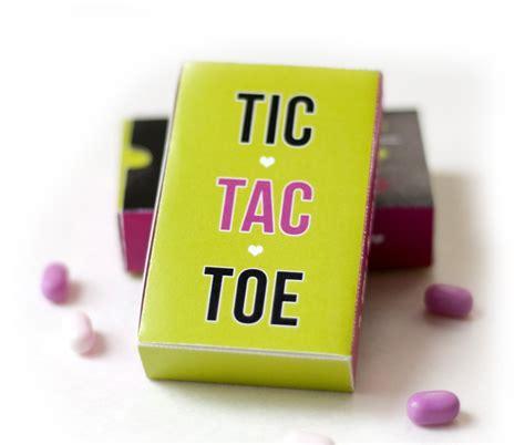 Tictactoe Box Wrap  Modern Moments