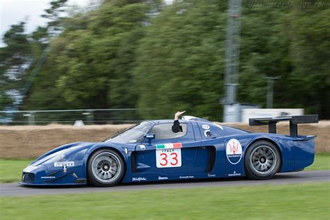 Maserati MC12 Corse - Chassis: 15442 - 2012 Goodwood ...