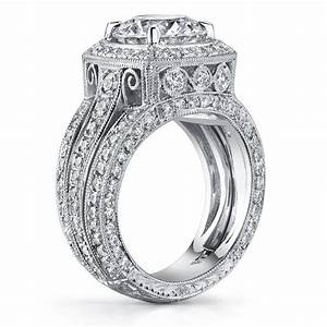 diamond rings los angeles wedding promise diamond With custom wedding rings los angeles