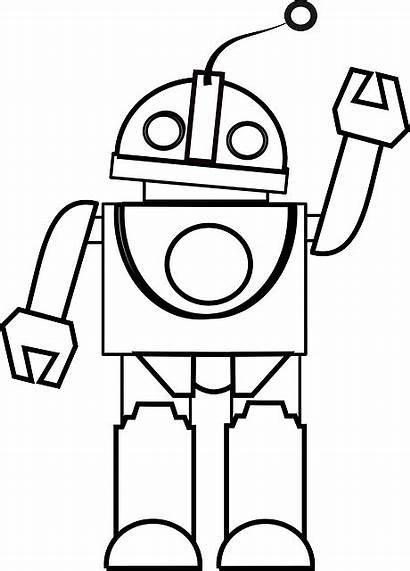 Robot Technology Machine Pixabay Graphic Mechanical