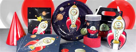 space party space adventure party supplies party delights