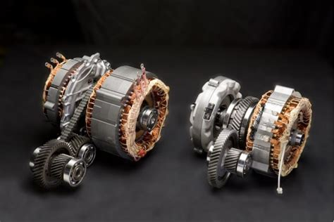 Hybrid Electric Motor by Brewing Hybrid Battle Is One Electric Motor Better Than Two