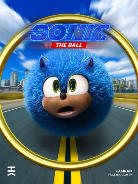Sonic The Ball On Behance