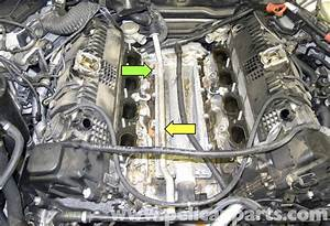 Bmw E60 5-series N62 8 Cylinder Coolant Pipe Replacement