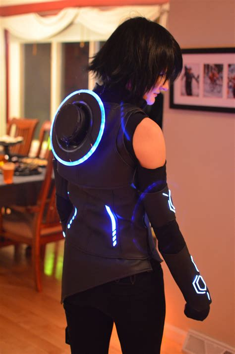Tron: Legacy inspired costume by Flicker-Fire on DeviantArt