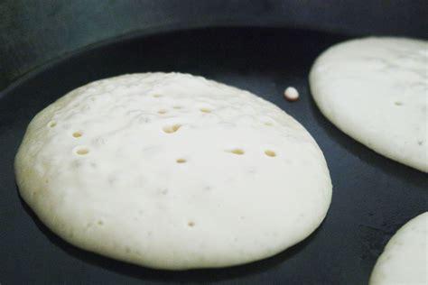 cuisiner simple et rapide recette facile des pancakes au yaourt ellemixe