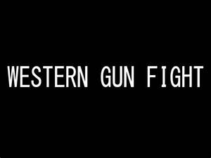 Firearms Sound Effect - Western Gun Fight - YouTube