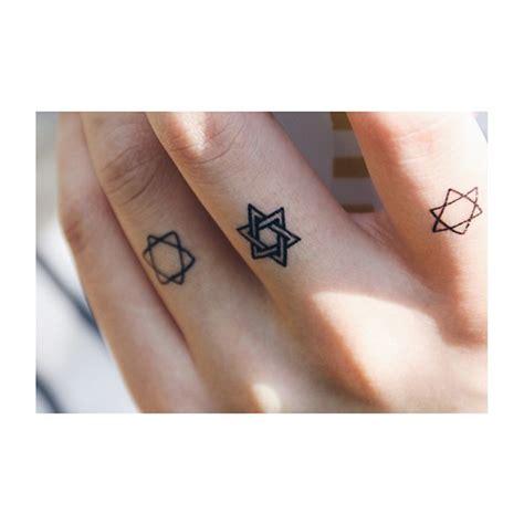 jewish tattoo ideas  pinterest star  david