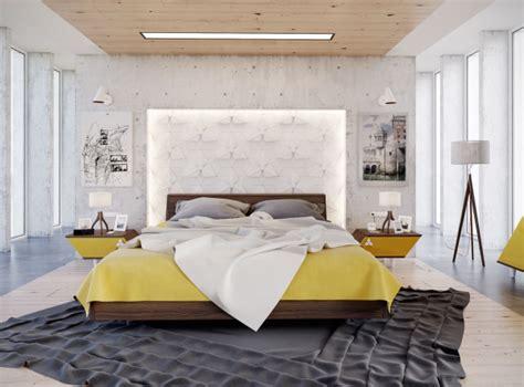 aménagement chambre à coucher idée chambre adulte aménagement et décoration design