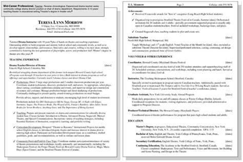 doc 672928 amazing mid level resume sle brefash